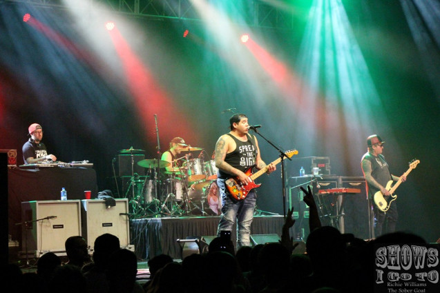 Sublime with Rome at Marymoor Amphitheater