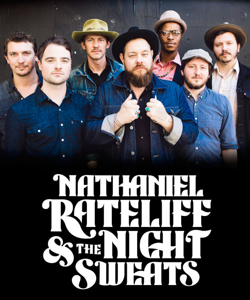 Nathaniel Rateliff and The Night Sweats at Marymoor Amphitheater