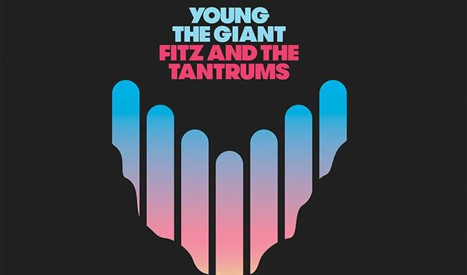 Young The Giant & Fitz and The Tantrums at Marymoor Amphitheater