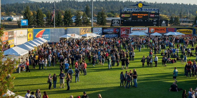 Washington Brewers Festival - Saturday at Marymoor Amphitheater