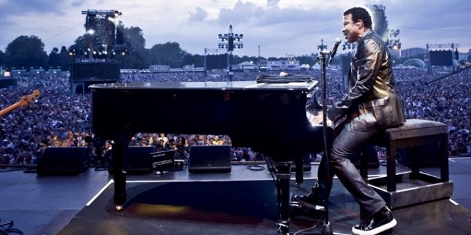 Lionel Richie at Marymoor Amphitheater