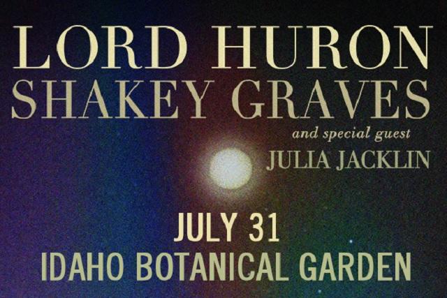Lord Huron, Shakey Graves & Julia Jacklin at Marymoor Amphitheater