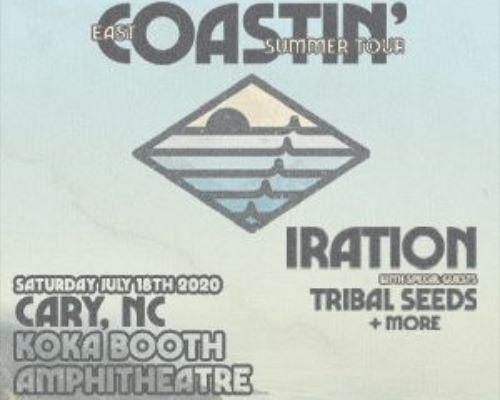 Iration & Tribal Seeds at Marymoor Amphitheater