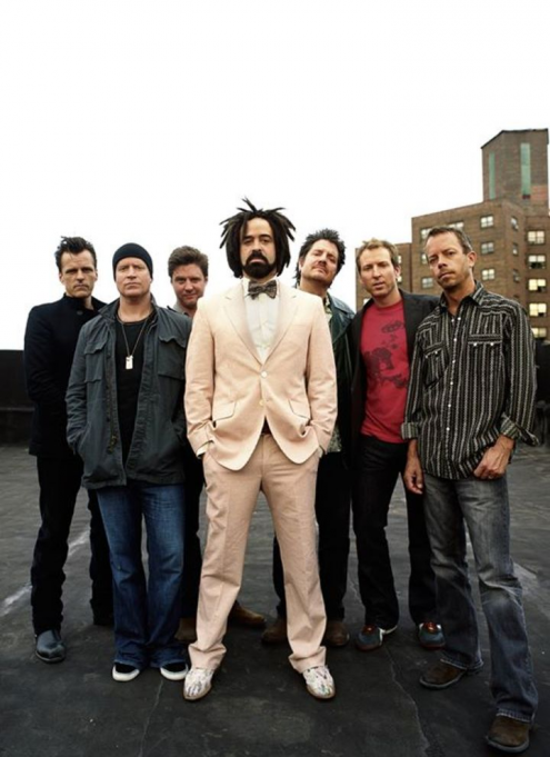 Counting Crows at Marymoor Amphitheater